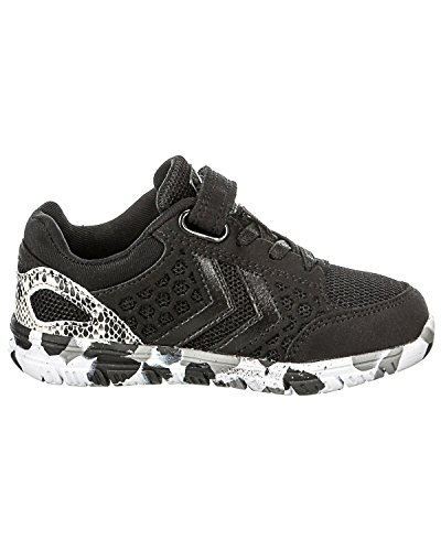 Hummel Fashion Cross Lite Baskets Schwarz