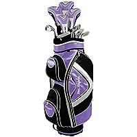2018 Ladies Ben Sayers M15 Package Set 17 Piece Womens Golf Set + Cart Bag - RIGHT HAND