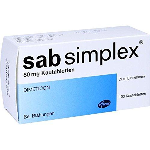 Sab simplex 100 stk