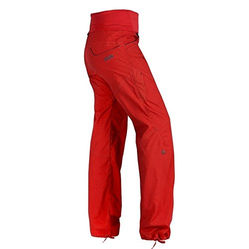 Ocun Noya Pants Women lava red