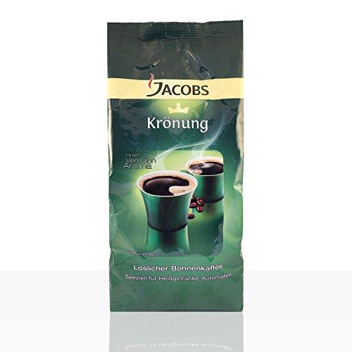 Jacobs Krönung Instant - 8 x 500g löslicher Kaffee für Heißgetränkeautomaten