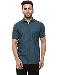 68b395388d9 Mufti Men s Shirts Online  Buy Mufti Men s Shirts at Best Prices in ...