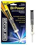 Adesivo bicomponente Bi-Power Minisiringa 5gr Saratoga