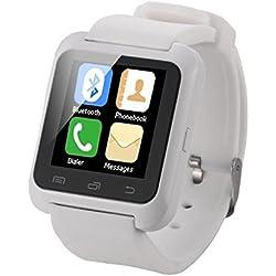 Touch Screen Smart Watch Bluetooth EasySMX Compatibile Con Dispositivi IOS e Android Telefoni e Smartphone Chiamata Contapassi Fotocamera WhatsApp Smartwatch Economico