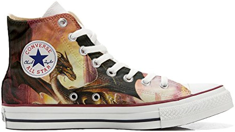 Converse All Star Zapatos Personalizados (Producto Handmade) Eagle -