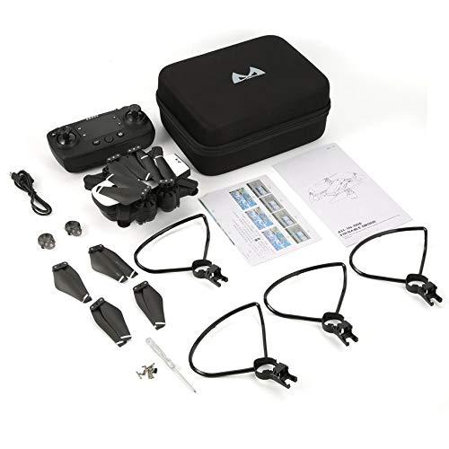 Preisvergleich Produktbild Pudincoco Foldabe 6-Achsen-Gyro-Mini-Wifi-Drohne mit 1080P HD-Kamera SMRC S20 2.4G Höhenstand RC Quadcopter