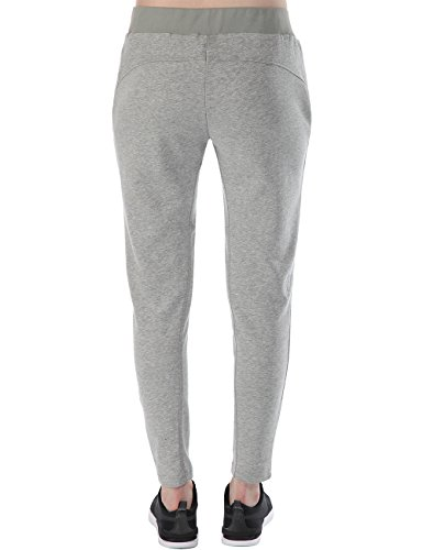 Bench zippess de sport pour femme Gris - gris marbré