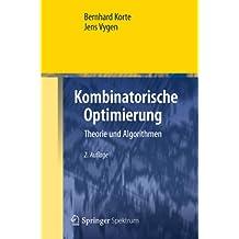 Kombinatorische Optimierung: Theorie und Algorithmen (Masterclass)