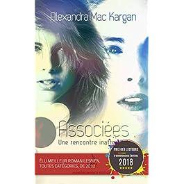 Associées, une rencontre inattendue | Roman lesbien, livre lesbien Format Kindle