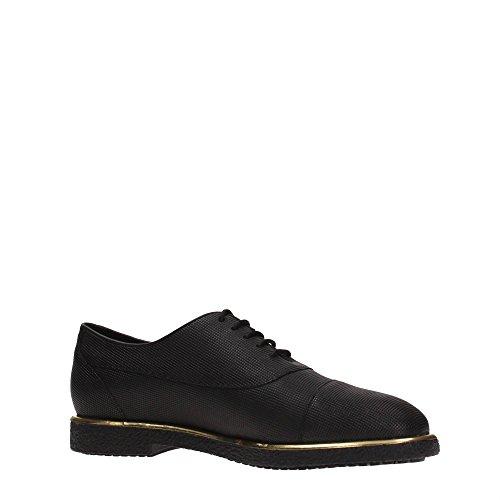 ARMANI JEANS chaussures à lacets 925.051 6A406 00020 Nero