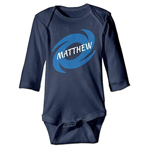 laura fleming Matthew Langarm Baby Strampler Matthews Griff
