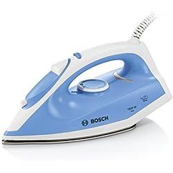 Plancha en seco marca Bosch modelo tlb5000. Uniformidad de propagación de temperatura en todo el área de la suela.