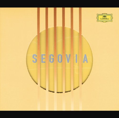 Segovia Box (4 CD's)