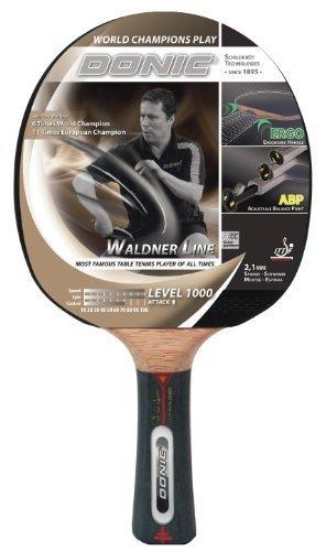 Donic Waldner Level 1000Racket by Schildkröt Tischtennisschläger