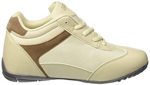 Sneaker 5 cm Tonic 5 Sveltesse Tonic beige Sneaker 8 Sveltesse 8 cm EBF7Bq4x