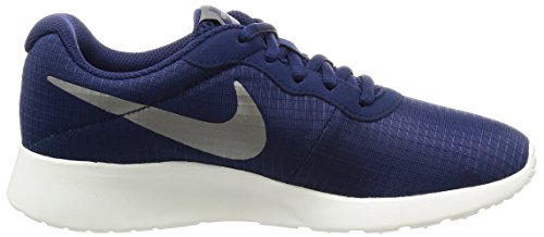 Nike 844908, Sneakers Basses Femme Multicolore (Azul / Plata)