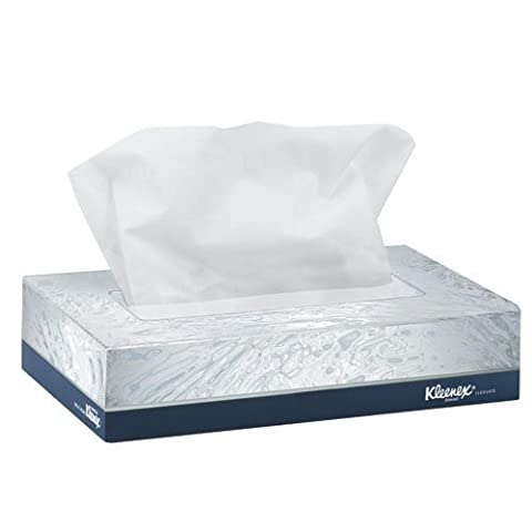 KIM21195 - KLEENEXreg; 21195 Junior Facial Tissue, 8.4quot; x 5.8quot; by KIMBERLY CLARK