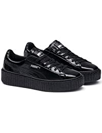 Puma Women's Creeper Wrinkled Patent Sneakers
