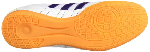 adidas Performance Freefootball Supers-8, Scarpe da corsa uomo bianco (Weiß (RUNNING WHITE FTW / COLLEGIATE PURPLE / SOLAR SLIME))