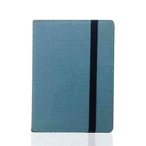 DATOUDATOU Natürliche für Kindle 4 5 6 7 8 Touch Paperwhite eReader Hanf Abdeckung Schützende Casual Tasche der Fall 1. (Kindle Touch 7. Abdeckung)