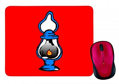 mauspad-laterne-camping-ol-lampe-licht-isoliert-butan-brennen-flamme-kraftstoff-gas-in-rot-mousepad-
