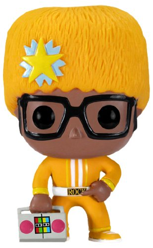 FUNKO POP Television: Yo Gabba Gabba DJ Lance Rock Vinyl Figure (Gabba Dj Yo Gabba)