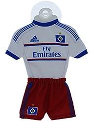 Auto-Trikot Hamburger SV Home HSV 2015/2016 (Mini-Kit)
