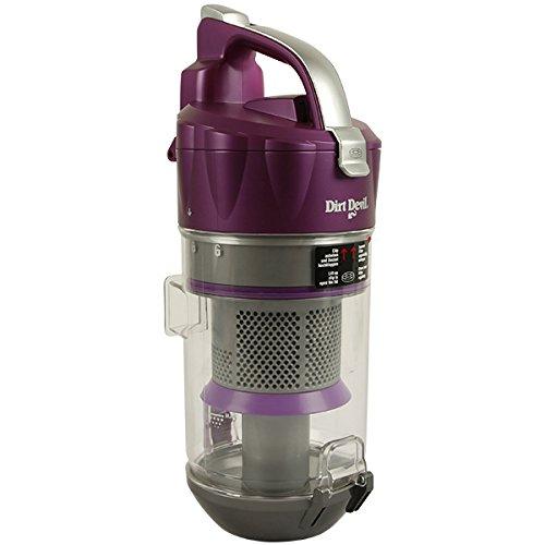 Dirt Devil Staubbehälter 5036002 | Ersatzteil, Staubauffangbehälter, lila | für Infinity VS8 / Turbo / Eco / Carbon / Loop / M8
