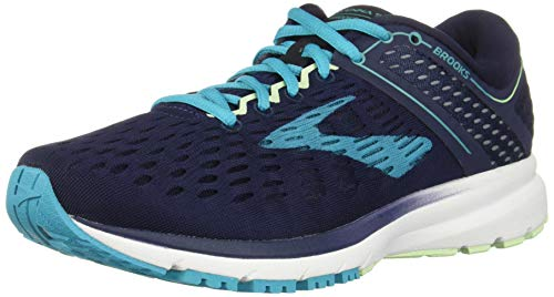 Brooks Women's Ravenna 9 Navy/Blue/Green 9.5 D US