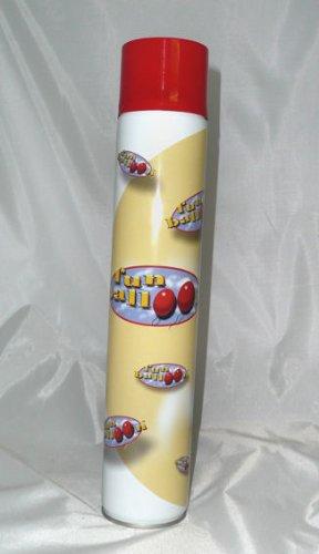 Helium aus der Spraydose