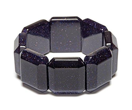 lola-rose-marty-blue-sandstone-bracelet-of-length-165cm