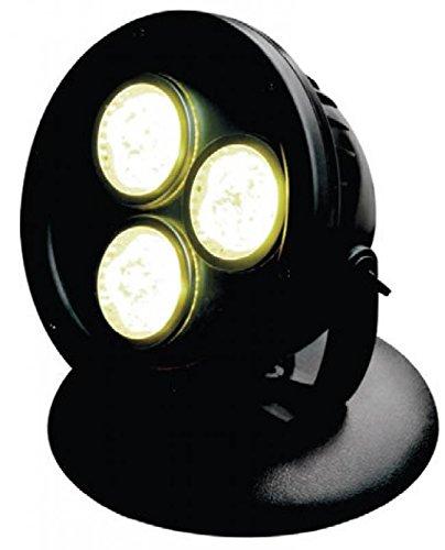 AquaForte Teich und Garten LED Lampen HP12-1, 1x 12 W, 12 V, schwarz