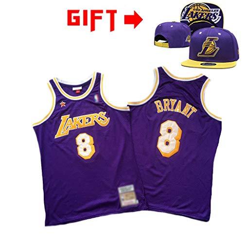 HWHS316 Los Angeles Lakers # 8 Kobe Bryant Uniformes