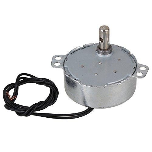 BQLZR TYC-50 AC 220-240V Synchronmotor 15-18RPM CW / CCW 4W Drehmoment 1.5kgf.cm
