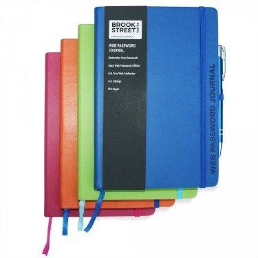 Password Logbook: Internet Password Organizer Book : Keep track webpage, username, and password (Password Journal)