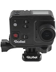 Rollei Actioncam 6S WiFi Full HD 1080p - Video Helmkamera (16 Megapixel, wasserdicht bis 100 Meter, Full HD Video-Auflösung)