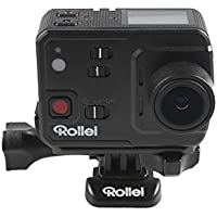Rollei Actioncam 6S WiFi Full HD 1080p - Video Helmkamera (16 Megapixel, wasserdicht bis 100 Meter, Full HD Video-Auflösung)