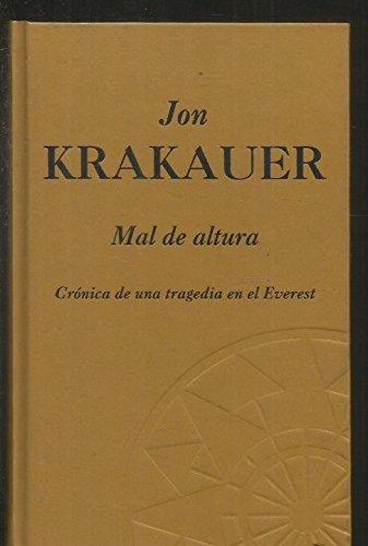 MAL DE ALTURA (NS) (BIBLIOTECA GRANDES V)