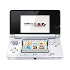 Nintendo 3DS - Consola, Color Blanco