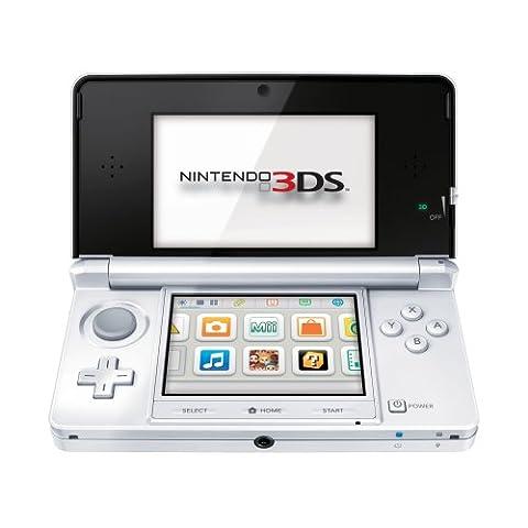 Console Nintendo 3ds Blanc Arctique