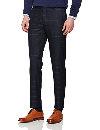 JACK & JONES PREMIUM Herren Anzughose Jprwind Trouser Sts Blau (Dark Navy Fit:Slim Fit)