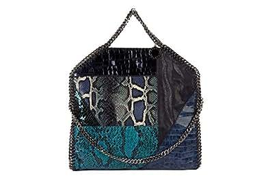 a632bd6f1c04 Image Unavailable. Image not available for. Colour  Stella Mccartney  women s handbag shopping bag purse falabella blu
