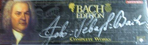 Preisvergleich Produktbild Bach Edition: Complete Works [155 CD Set]