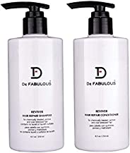 De Fabulous Reviver Hair Repair Shampoo 250ml & Conditioner 250ml (Combo O