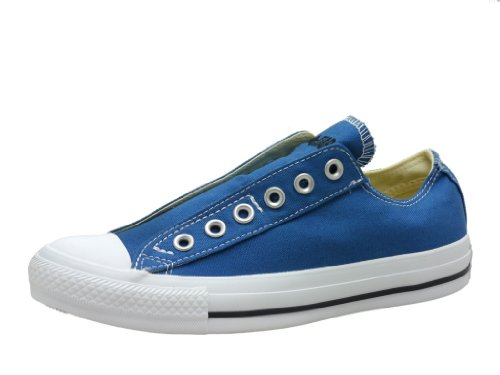 Converse  Ctas Slip On Ox,  Sneaker unisex adulto BLU AVIO