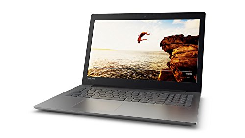Lenovo Ideapad 320 396 cm 156 Zoll HD TN Antiglare Notebook 4415U two times primary 8GB RAM 128GB SSD DVD Intel UHD Grafik 610 Windows 10 household schwarz Notebooks