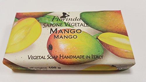 Florinda – Sapone Vege Tale – Savon Mangue – Savon végétales en Italie