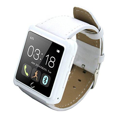 E821 U10L Smart Watch Pulsera Smartphone Reloj Inteligente por Bluetooth 4.0,1.5