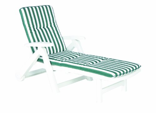 best-charleston-96406909-sun-lounger-on-wheels-with-cushion-d0269-white
