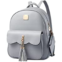 ROOZBAH Women's PU Leather Fashion Backpack [RZB-BP1]